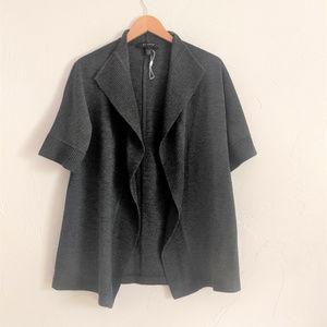 St John   Wool Short Sleeve Cardigan